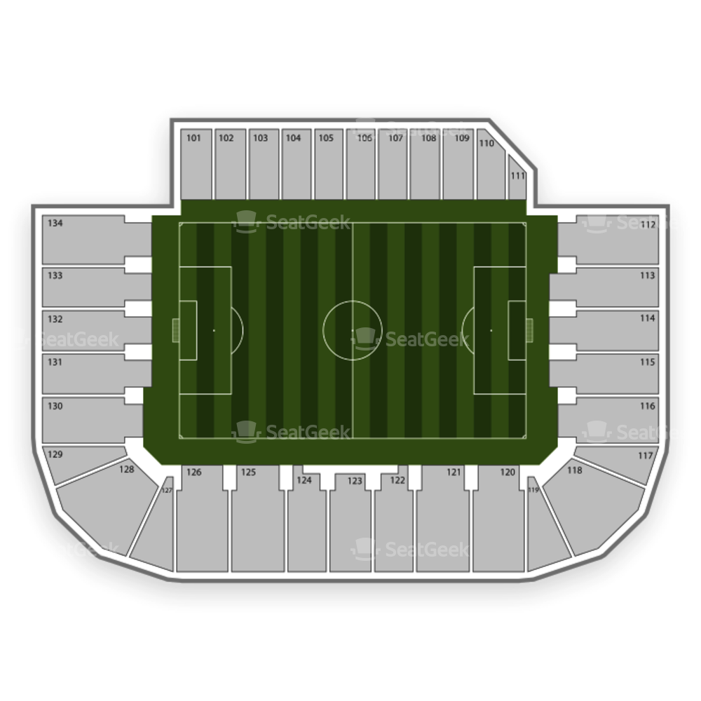 Saputo Stadium Seating Chart Concert
