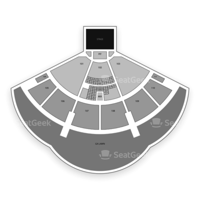 The Cynthia Woods Mitchell Pavilion Seating Chart Bob Seger Silver Bullet Band