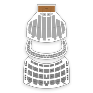 The Chicago Theatre Seating Chart Comedy