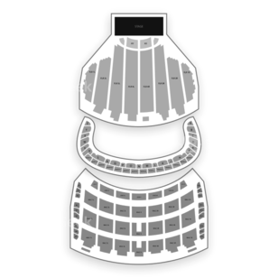 The Chicago Theatre Seating Chart Theater