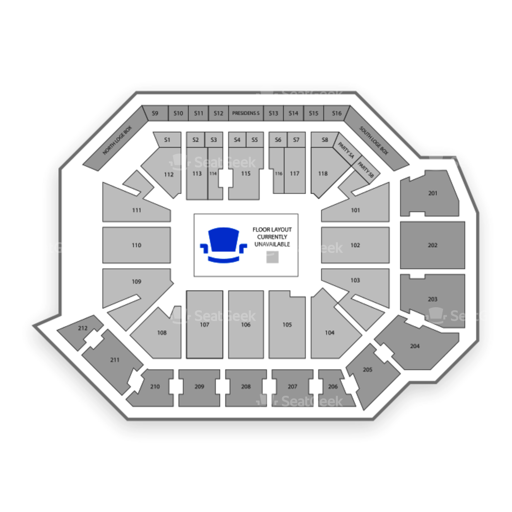 CFE Arena Seating Chart NCAA Football