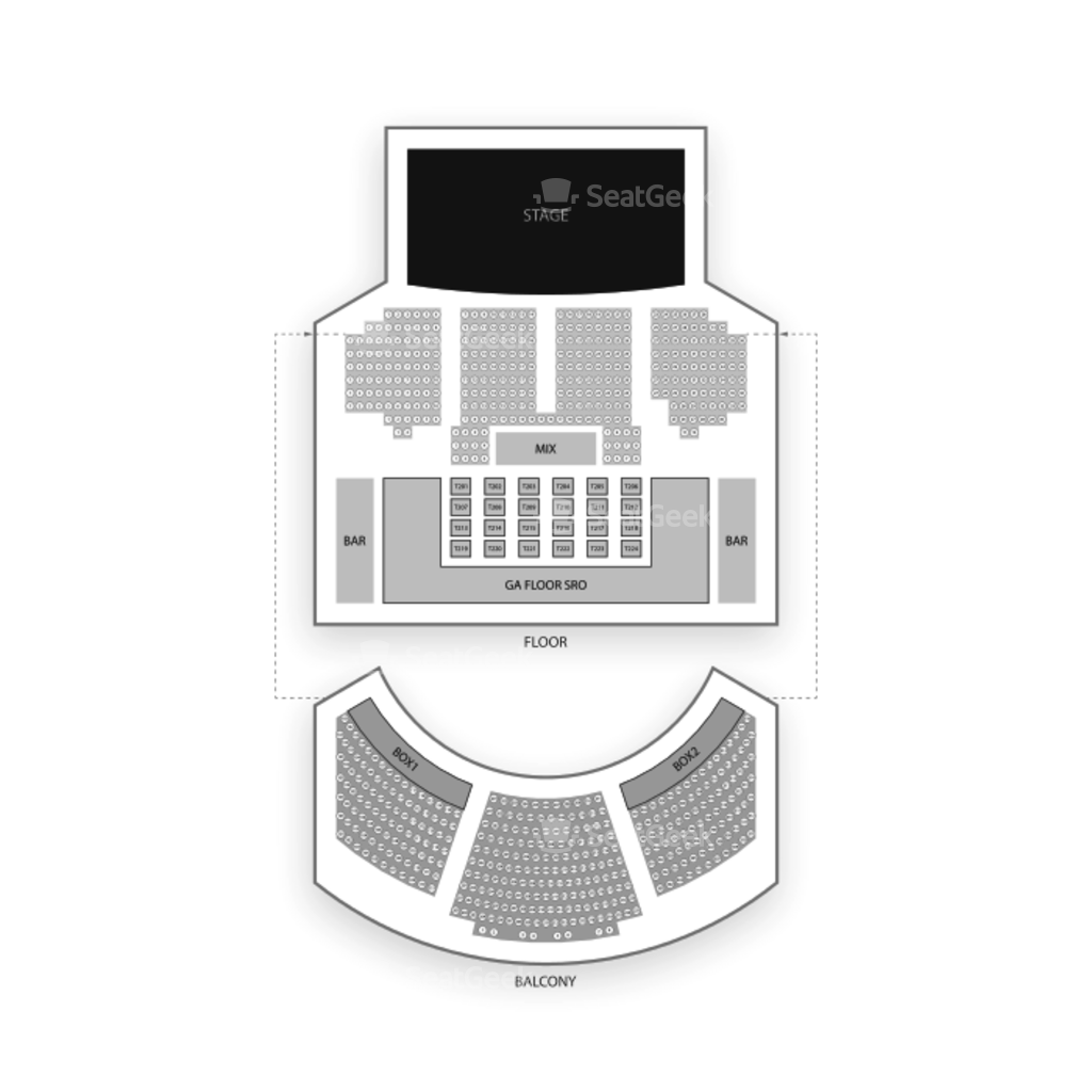 house of blues dallas tickets & upcoming events | seatgeek