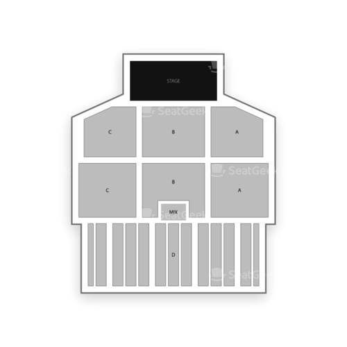 Harrahs Resort SoCal The Events Center Seating Chart Concert