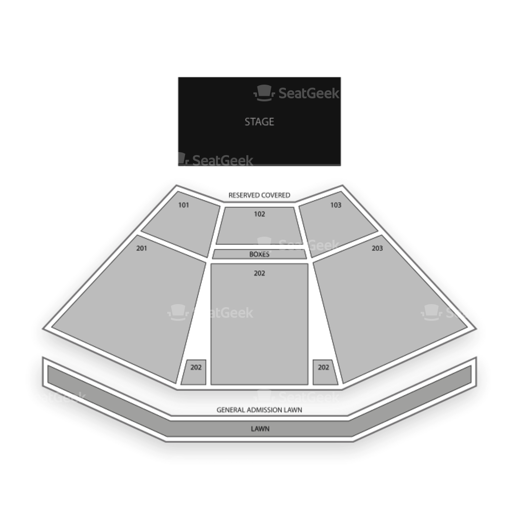 Alpine Valley Seating Chart Detailed | Wallseat co