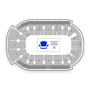 WFCU Centre Seating Chart Dance Performance Tour