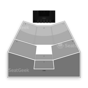 Sandy Amphitheater Seating Chart Concert