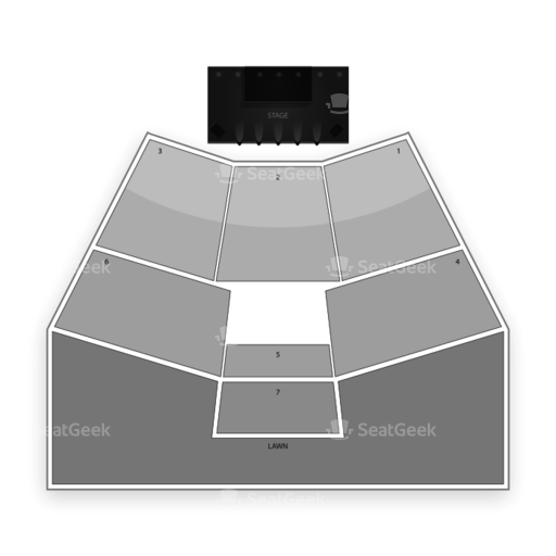 Sandy Amphitheater Seating Chart