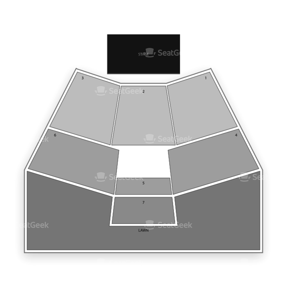 Sandy Amphitheater Seating Chart Family