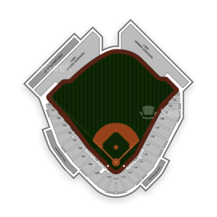 Sloan Park Seating Chart MLB