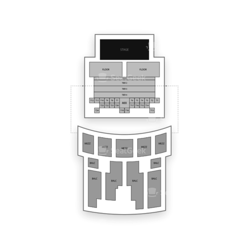 Aztec Theater Seating Chart Seatgeek