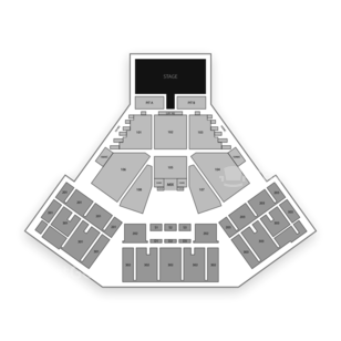 Laughlin Event Center Seating Chart Concert