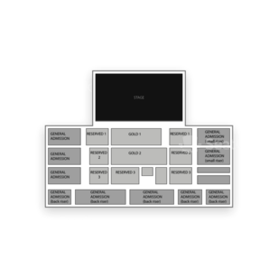 Hampton Beach Casino Ballroom Seating Chart Concert