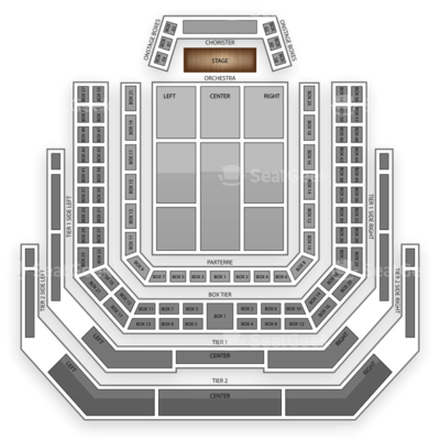 Kennedy Center Concert Hall seating chart Dianne Reeves