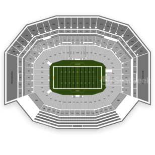 San Francisco 49ers Seating Chart