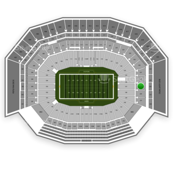 NFL at Levi's Stadium Section 229 View