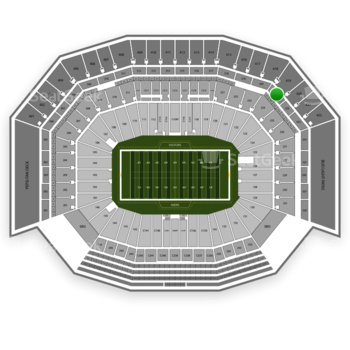 NFL at Levi's Stadium Section 321 View