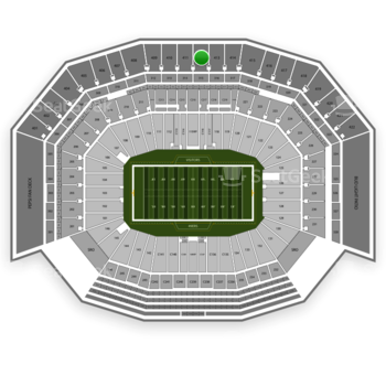 NFL at Levi's Stadium Section 412 View