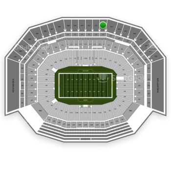 NFL at Levi's Stadium Section 414 View