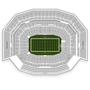 Levi's Stadium Seating Chart NFL