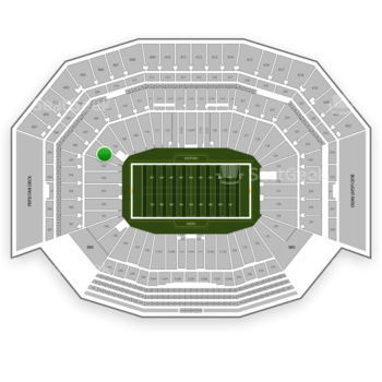 NFL at Levi's Stadium Section 106 View