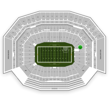 NFL at Levi's Stadium Section 125 View