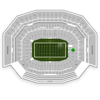 NFL at Levi's Stadium Section 127 View