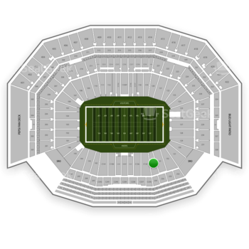 NFL at Levi's Stadium Section 134 View