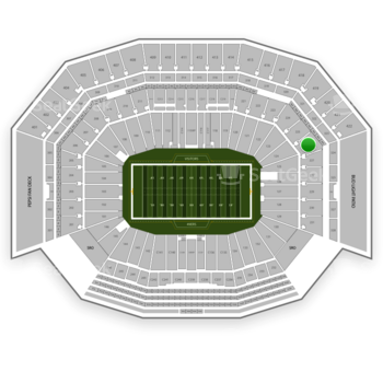 NFL at Levi's Stadium Section 226 View