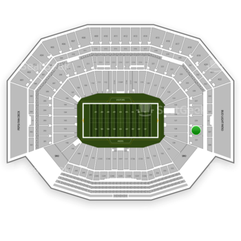 NFL at Levi's Stadium Section 230 View