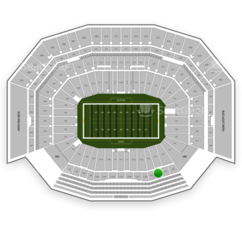 NFL at Levi's Stadium Section 234 View