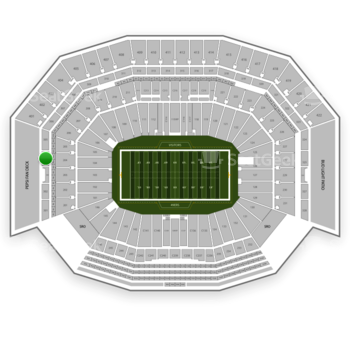 NFL at Levi's Stadium Section 304 View