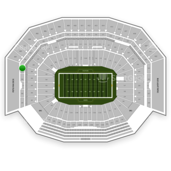 NFL at Levi's Stadium Section 305 View