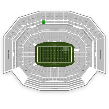 NFL at Levi's Stadium Section 312 View