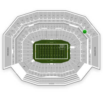NFL at Levi's Stadium Section 322 View