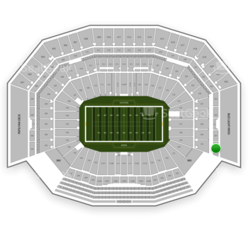 NFL at Levi's Stadium Section 328 View