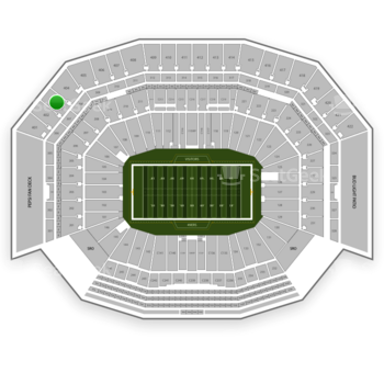 NFL at Levi's Stadium Section 403 View