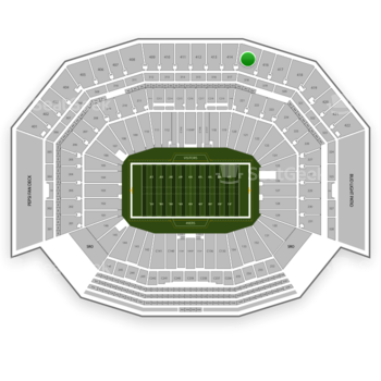 NFL at Levi's Stadium Section 415 View