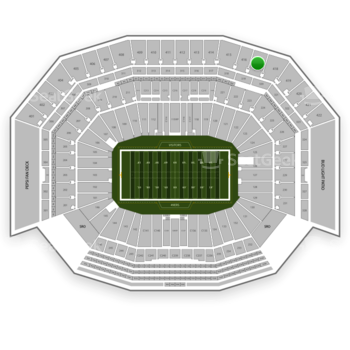 NFL at Levi's Stadium Section 417 View