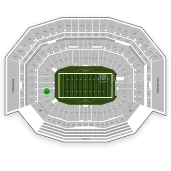 NFL at Levi's Stadium Section 102 View