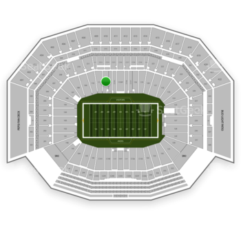 NFL at Levi's Stadium Section 112 View