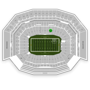 NFL at Levi's Stadium Section 118 View