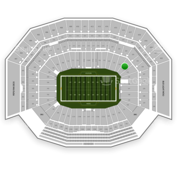 NFL at Levi's Stadium Section 123 View