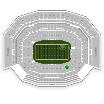 NFL at Levi's Stadium Section 133 View