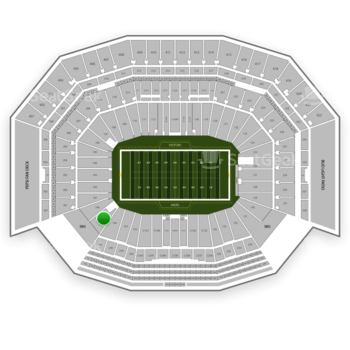 NFL at Levi's Stadium Section 145 View