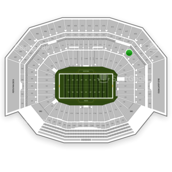 NFL at Levi's Stadium Section 224 View