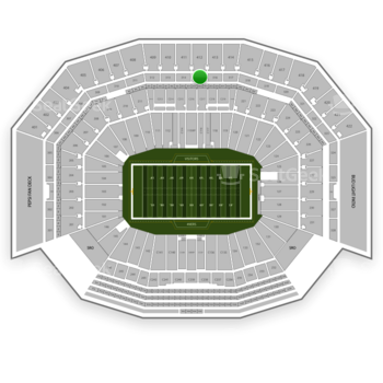 NFL at Levi's Stadium Section 315 View