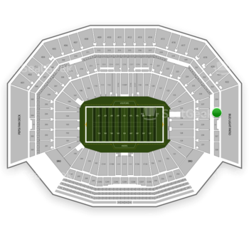 NFL at Levi's Stadium Section 325 View
