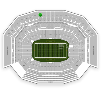 NFL at Levi's Stadium Section 409 View