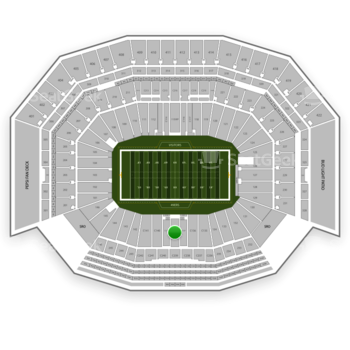 San Francisco 49ers at Levi's Stadium 138 Vip View