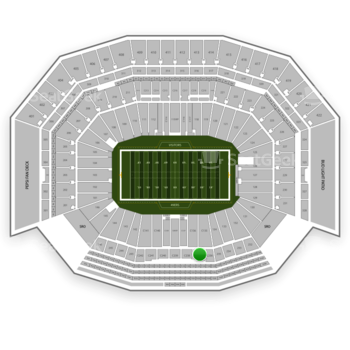 San Francisco 49ers at Levi's Stadium Section C 237 View